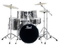 Drummer recherche band de rock ou de métal