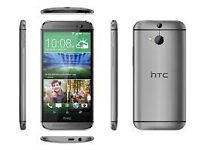 HTC M8 Gun Metal Grey Perfect A Grade Mint Condition All Networks