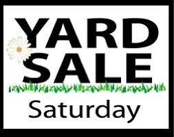 Multi-Family Yard Sale!!  Saturday July 22