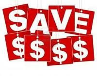 BACK BY POPULAR DEMAND! CLEANING SPECIALS ON NOW! SAVE BIG!!!