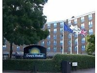 Two night break in central London hotel with 1st class return transport from Liverpool