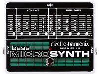 Electro-Harmonix Bass Micro Synthesizer pedal