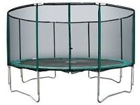 12 foot trampoline and ladder - brand new & boxed