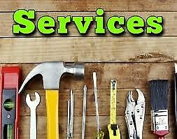 BUDGET PROPERTY MAINTENANCE and HANDYMAN SERVICES painting joinery repairs Belfast Call Now