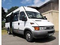 Iveco Iris Bus Minibus 2003