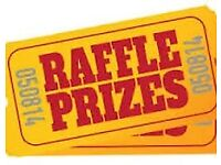 HELP WANTED WITH RAFFLE PRIZES FOR LOCAL NURSING HOME