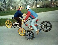 want to trade old skool bmx for beach cruiser.