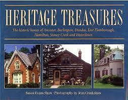 Heritage Treasures Book for Sale
