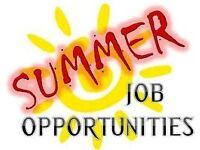 Shelter door charity fundraiser - rewarding summer job - £9-£11/hr