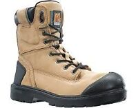 COME TRY THE LIGHTEST WORK BOOTS CSA APPROVED TODAY!