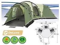 Outwell Hartland XXL 8 person tent.