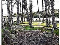 WILLERBY DG CH 2BED STATIC CARAVAN HOLIDAY HOME NORTH WALES TALACRE PRESTATYN