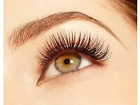 Eyelash extensions - new location. Now taking bookings for February