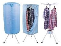 Electric clothes dryer from JML