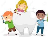 P/T weekday dental receptionist
