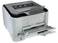 RICOH Aficio SP 3400N Laser Network Printer - monochrome - Brand New