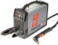 Looking for : Hypertherm Powermax 45 Plasma Cutter