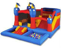 $95-$124 FOR 24H RENTAL OF KIDS INFLATABLE BOUNCY HOUSE