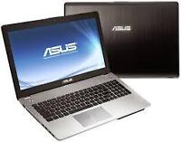 ASUS LAPTOP@2.40ghz-Core i5-4GB RAM-500GB HDD