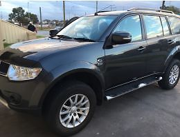 2012 Mitsubishi Challenger Wagon **12 MONTH WARRANTY** West Perth Perth City Area Preview