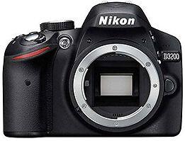 Nikon digital SLR camera, body only