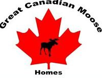 Great Canadian Moose Homes Ltd High Quality Masonry Services !