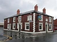Engineers Arms, Aspinall Street, Heywood, OL10 4HL - Live in joint management couple