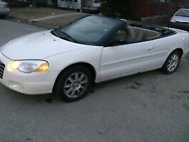 2004 Chrysler Sebring Convertible- Payment Plan/Option