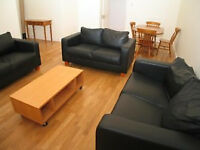 Smart double room in well managed friendly flatshare near Ealing - Available NOW !