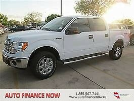 2014 Ford F-150 4WD SuperCrew CHEAP PAYMENTS CLEAN INSPECTED