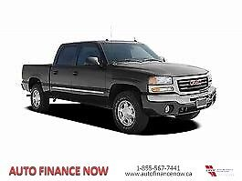 2004 GMC Sierra 1500 Crew Cab 4WD LEATHER LOADED CHEAP CHEAP