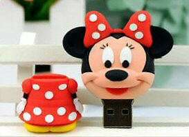 Clé USB Minnie Mouse 16 gig