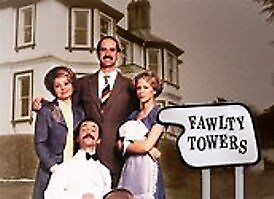 FAWLTY TOWERS VHS VIDEO SET