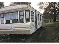 Cheap Caravan at Thurston Manor, Dunbar, Scotland