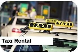 Taxis available to rent for northumberland with insurance!