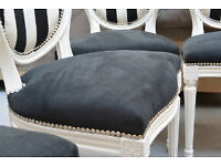 UPHOLSTERY RE-UPHOLSTERY SERVICE!!!