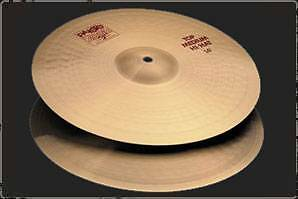 "Paiste 2002 - 13"" Heavy Hats Coorparoo Brisbane South East Preview"