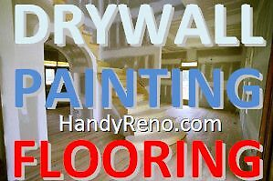 AFFORDABLE Drywall ◆ Paint ◆ Flooring ◆ Free Estimates ASAP ✓ Windsor Region Ontario image 7