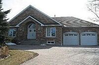 2 BEDROOM WALKOUT BASEMENT APARTMENT FOR RENT IN A BUNGALOW