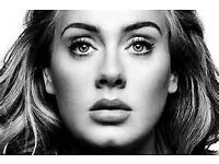 2 Adele Finale Tour Tickets