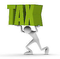 HAVEN'T DONE YOUR TAXES YET? E-FILED TAX PREPARATION @25$