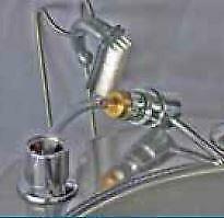 Lave-Mains Inox AISI 304   Commande au Genou   Clinium Delux
