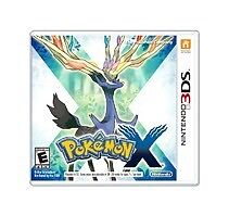 Looking for a copy of Pokemon X!