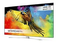 """65""""LG 4k smart tv £1000,price is negotiable and one year guaranteed"""