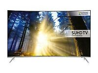 Brand new samsung 4k curve tv £1300, one year guarantee,need quick sale.