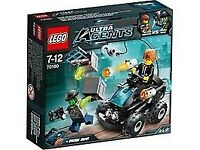 Lego Ultra Agents 70160 Riverside Raid brand new