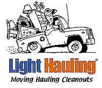 SMALL MOVES - JUNK REMOVAL- PICK UP / DELIVERY SERVICE AND MORE