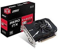 MSI OC Radeon RX 550
