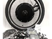 "Electric Bike Wheel 20"" or Hub Kit"