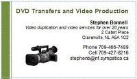 Video production and duplication